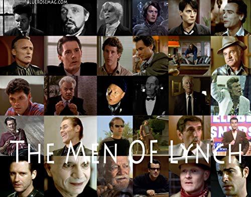 The Blue Rose Magazine: Issue #11 - The Men Of Lynch Issue por Scott Ryan