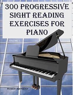 Progressive Sight Reading Exercises: Piano Technique: H Smith