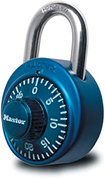 Master Lock 1530DCM Locker Lock Combination Padlock
