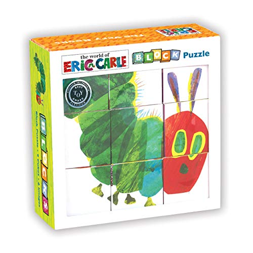 The World of Eric Carle  Very Books Block Puzzle