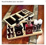 Hexohm mod vape wood travel case stand by Jwraps