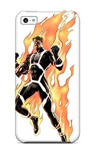 TYH - K656 Cute Appearance Cover/tpu Human Torch Case For Iphone 6 plus 5.5 phone case