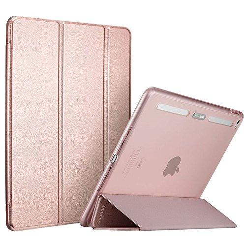 ESR iPad Air 2 Case,  Soft TPU Bumper Translucent Hybrid Cas