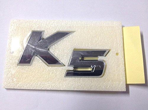 - OEM Genuine Chrome Rear Trunk Lid Tailgate Emblem 1-pc For 2011 ~ 2013 Kia Optima : K5