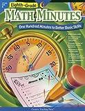 Eighth Grade Math Minutes, Doug Stoffel, 1591984327