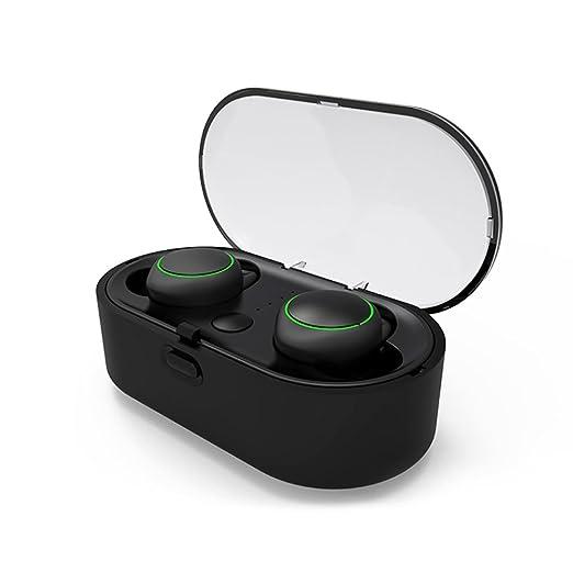 16 opinioni per Mini Auricolare Senza Fili Bluetooth,TWS Cuffia Senza Fili Bluetooth V4.2,con