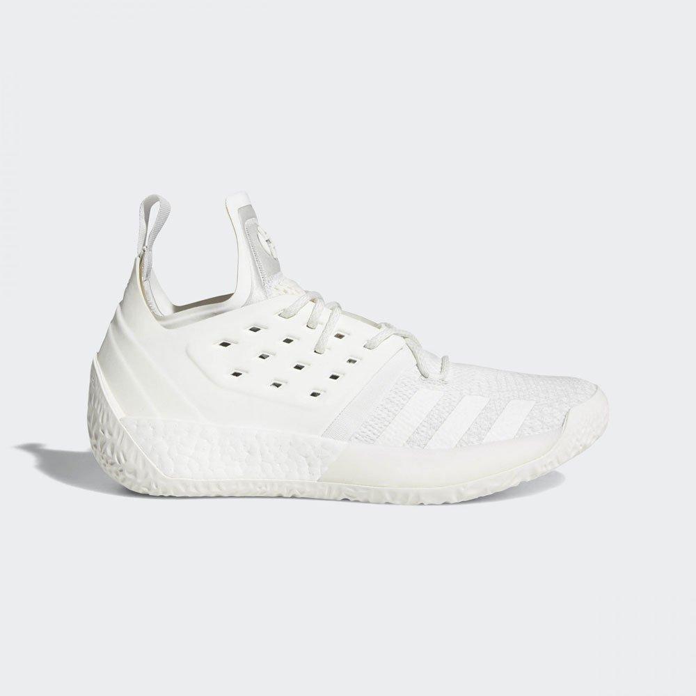 adidas(アディダス) メンズ バスケットボールシューズ HARDEN VOL.2 ハーデン バッシュ AP9871 B07DXL8J9M 27.5 グレーワン