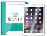 "IQ Shield Tempered Glass [Clear] Screen Protector for iPad 2020 (iPad 9.7 2020/2020 Version,iPro 9.7"",Air 2,Air) Transparent HD Ballistic Glass"