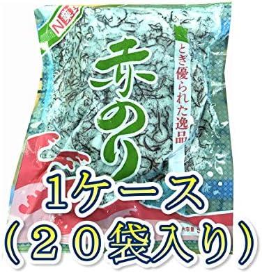 赤 のリ 1ケース20袋入り【1袋500g入り】 【業務用】天然海藻・無添加 刺身のツマ、サラダ、酢の物にいかがでしょうか。