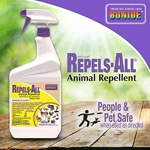 Bonide (BND238) - Repels-All Ready to Use Animal Repellent (32 oz.)