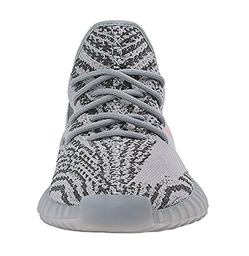 Stimuler 350 V2 Chaussures De Course Pour Hommes Dames Espadrille Bas Sport Série Zèbre Chaussures Haut Chaussures Gris