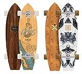 Arbor Sizzler 31' Complete Skateboard