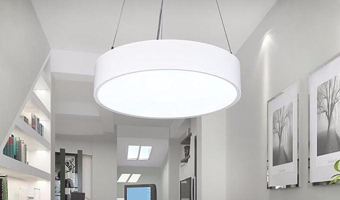 Lighsch lampadari sospensione soffitto vintage retrò led ufficio