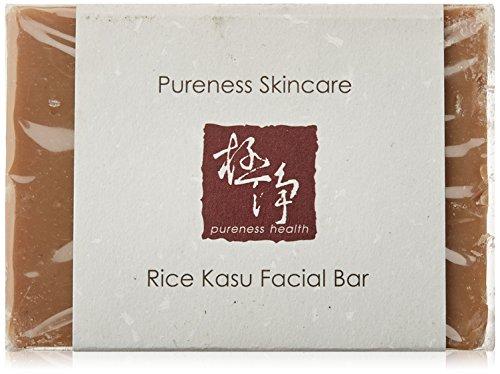 Cheap Pureness Health Mediterranean Rice Kasu Soap, Lavender/Cedar, 3.5 Ounce