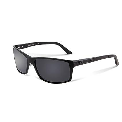 4e7aa923d4f Amazon.com  DUCO Polarized Sports Sunglasses Driver Glasses 9018 ...