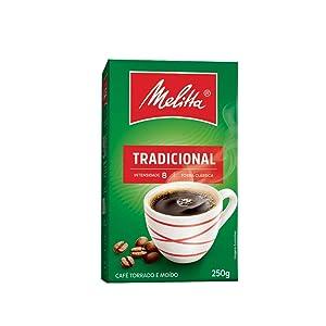 Melitta Coffee 250g - Tradicional Brazilian