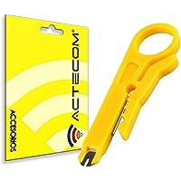 actecom Cable Cutter Herramienta IDC Red Amarillo Mini