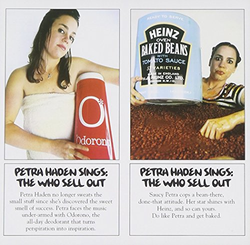 - Petra Haden Sings: The Who Sell Out