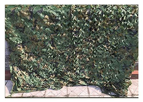 オックスフォード布カモフラージュネット、狩猟林キャンプに適したカモフラージュネット(マルチカラーオプション) (色 : E, サイズ さいず : 4 * 5m) B07HMSHBLQ 4*5m|E E 4*5m