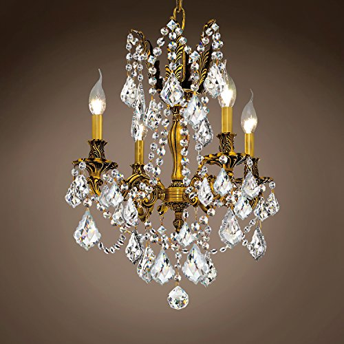 (Joshua Marshal 701578-029 - Traditional Versailles 4 Light 17