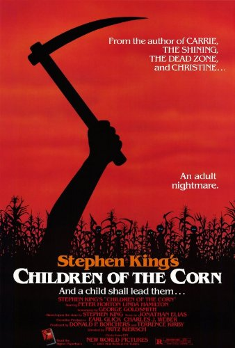 Children of the Corn Movie Poster - Style A