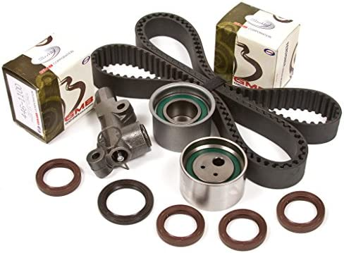 Amazon.com: Evergreen TBK195H 91-99 Mitsubishi 3000GT Dodge Stealth Turbo 3.0L 6G72 Timing Belt Kit Tensioner: Automotive