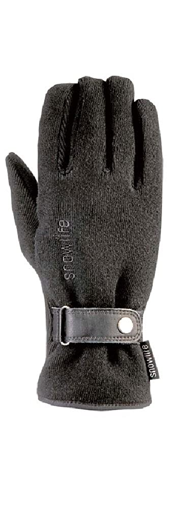 SNOWLIFE ® Urban Knit Glove Herren Winterhandschuh Handschuh