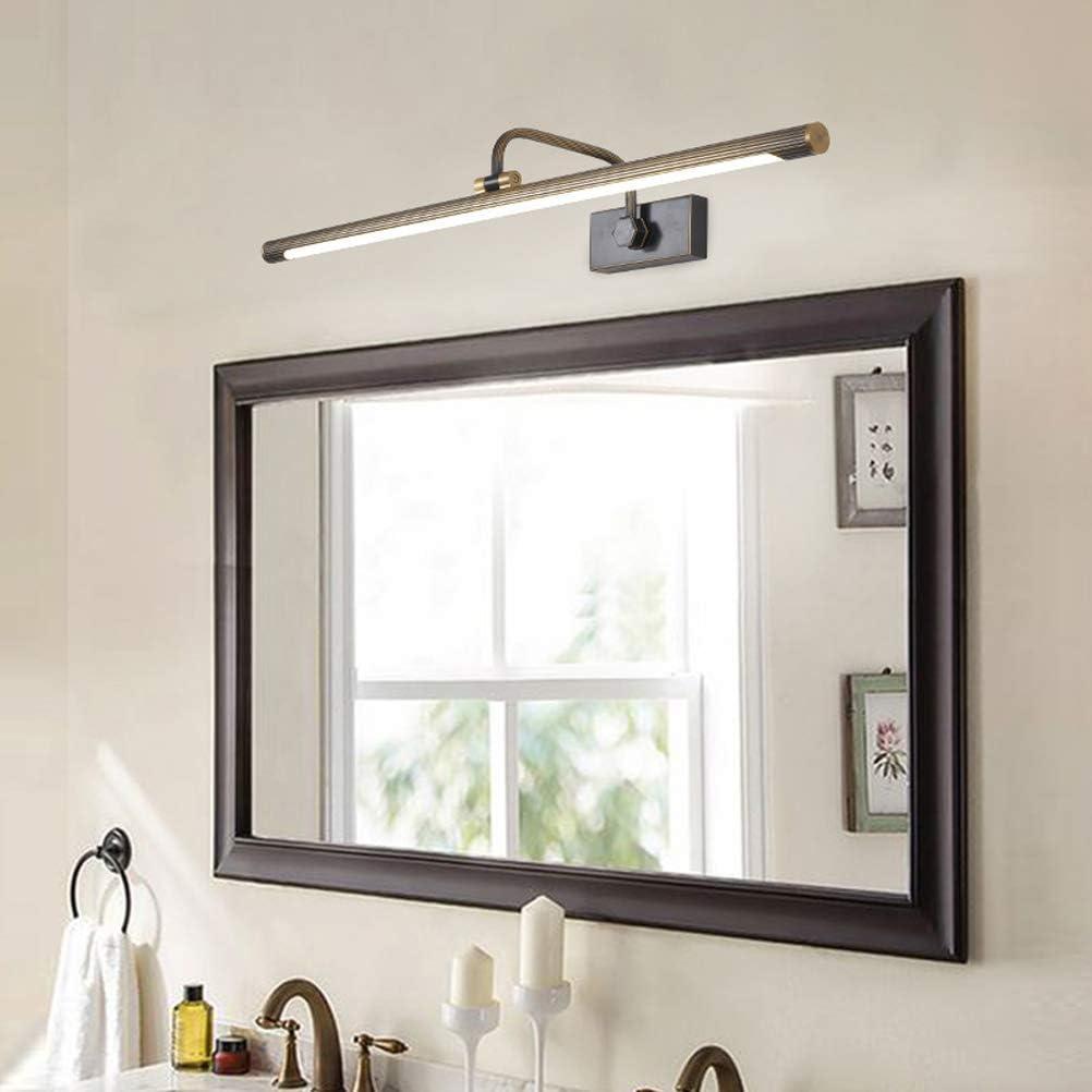 Beleuchtung ACHNC LED Badezimmer Vintage Spiegelleuchte ...