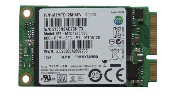 Samsung PM841 128GB mSata Internal SSD Solid State Drive: Amazon ...