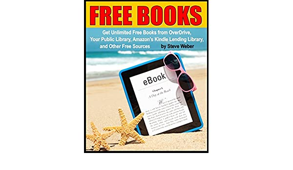 Free Books: Get Unlimited Free Kindle Books From OverDrive, Your ...