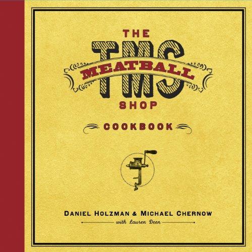 The Meatball Shop Cookbook - Close Shop