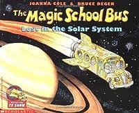 The Magic School Bus Lost in the Solar System (Magic School Bus (Paperback))