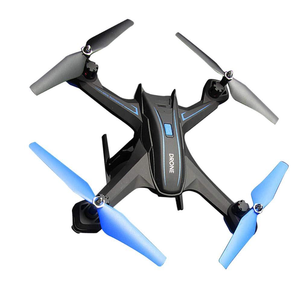 S6 Vierachsen-Flugzeuge 720P Echtzeitübertragung Karte Übertragung Drohne HD Luftfernsteuerung Flugzeuge Drohne mit Kamera, S6 WiFi FPV Drohnen mit 720P HD Kamera Live Video RC Quadcopter für Kinder