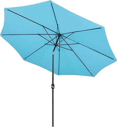 Patio Watcher 11-Ft Patio Umbrella Outdoor Umbrella