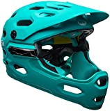 Kyпить Bell Super 3R MIPS Cycling Helmet - Matte Emerald Large на Amazon.com