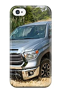 New ThomasSFletcher Super Strong Toyota Tundra Tpu Case Cover For Iphone 4/4s