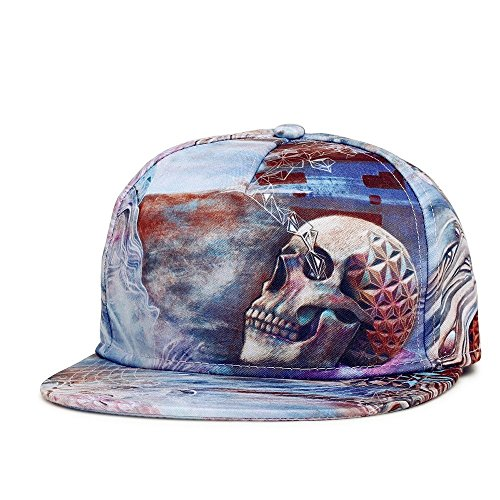 JPOJPO New Vintage Graffiti Design Baseball Cap Men Women Outdoor Sport Snapbacks Polo Hat 5# by JPOJPO