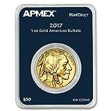 2017 1 oz Gold Buffalo (MintDirect? Single) 1 OZ Brilliant Uncirculated