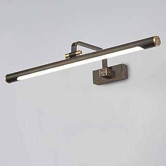 Modeen LED Spiegelleuchten für Badezimmer 15W Spiegel Frontleuchte ...