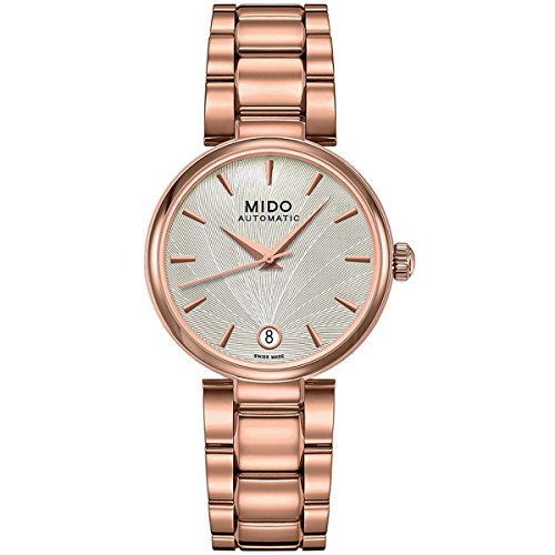 Mido Baroncelli II Automatic Ladies Watch M022.207.33.031.10