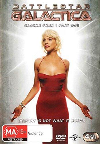 Battlestar Galactica Season 4 Part 1 | 4 Discs | NON-USA Format | PAL | Region 4 Import - Australia