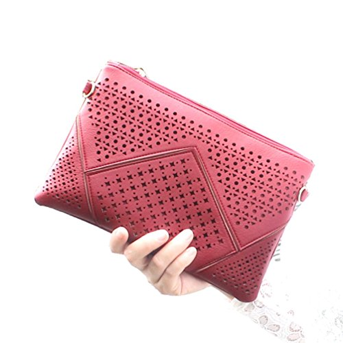 Ac y c Vintage Leather Crossbody Handbag product image