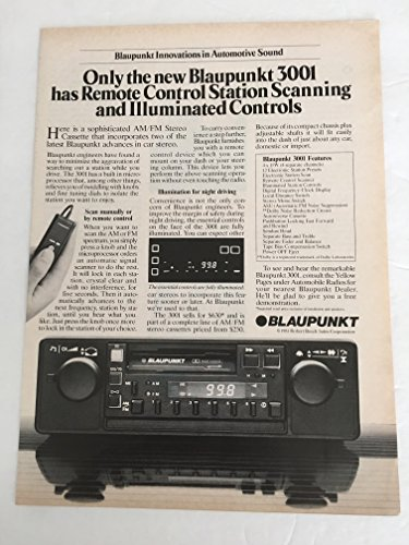 1981-blaupunkt-3001-car-stereo-magazine-print-advertisement