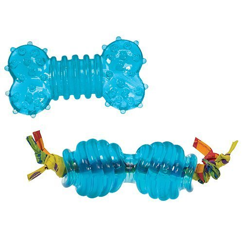 Orka Petite Chew Pair Dog Toy ()
