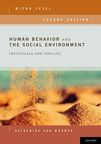 Human Behavior and the Social Environment, Micro Level: Individuals and Families Pdf