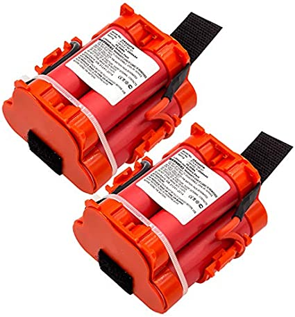 R80Li 586 57 62-01 Batterie de Rechange 574 47 68-03 R75Li R40Li R50Li R70Li 574 47 68-01 Compatible avec Gardena R38Li 574 47 68-02 R45Li subtel/® Batterie Premium 18V, 2500mAh, Li-ION