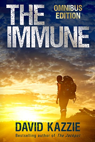 The Immune: Omnibus Edition by [Kazzie, David]