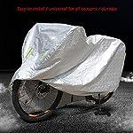 DW007-Telo-Copri-Bicicletta-Impermeabile-Telo-Copribici-Contro-Polvere-UV-Neve-Bike-Cover-Copertura-Antipolvere-Antipioggia-per-Mountain-Bike-Telo-Bici-Citta-con