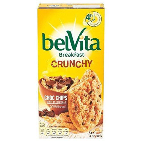 Belvita Crunchy Choc Chip - 300g (Choc Chip Crisp)