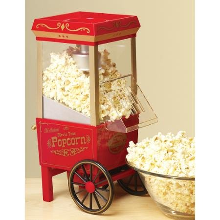 Nostalgia Electrics Vintage Collection Hot Air Popcorn Maker, OFP501 (Hello Kitty Popcorn Machine compare prices)